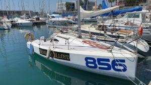 boat for the minitransat 2023